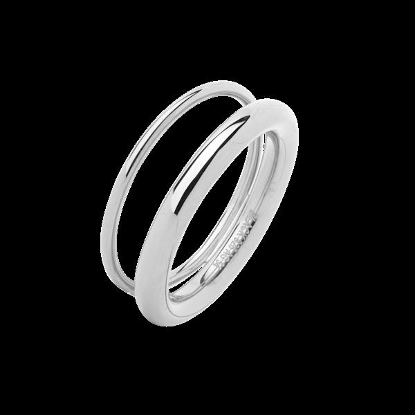 Offset V Ring