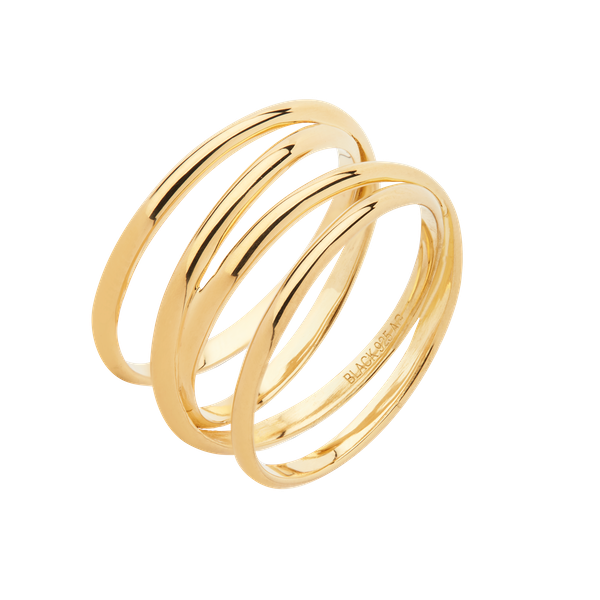 Auguste Wrap Ring