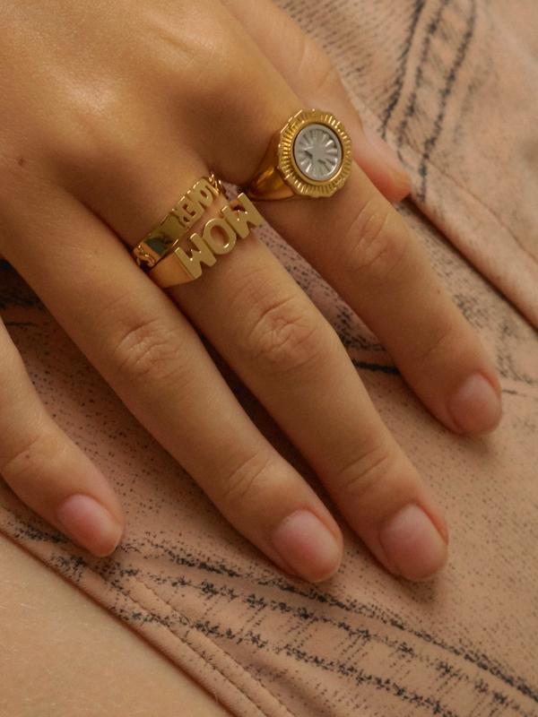 Mom Ring
