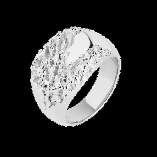 Rock Signet Ring