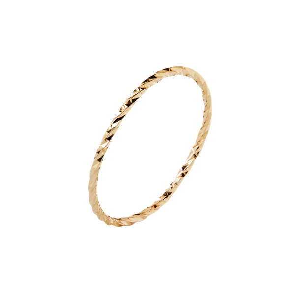 Diamond Cut Ring