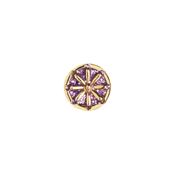 Journey Lilac Coin