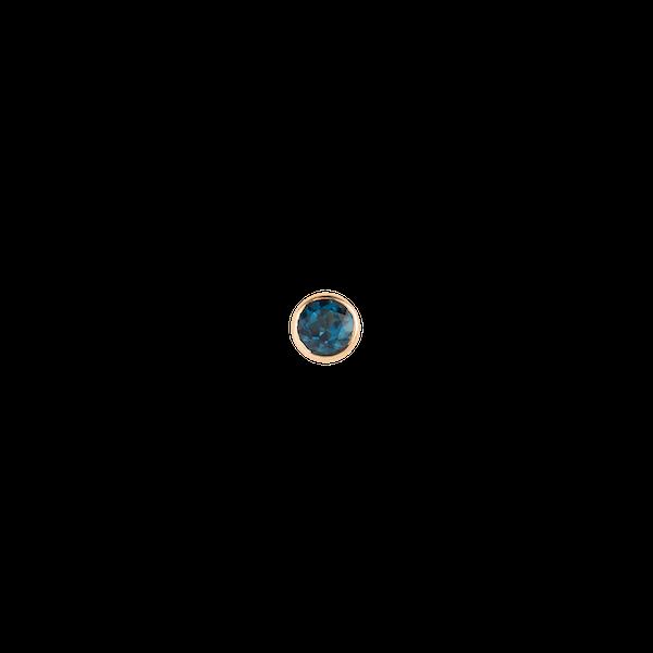 Mega Dot Blue Stud