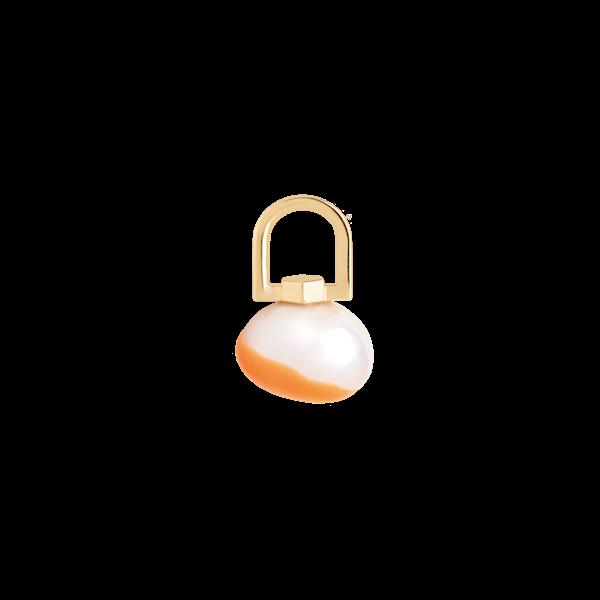 Glam Tangerine Charm