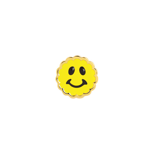 Happy Yellow Coin