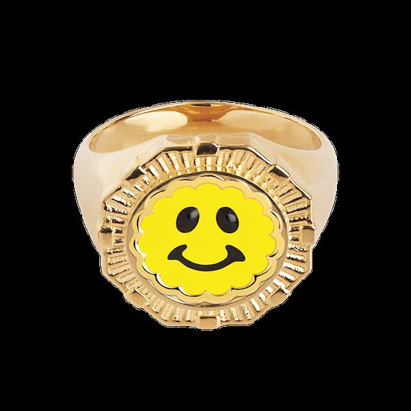 Moss Happy Ring