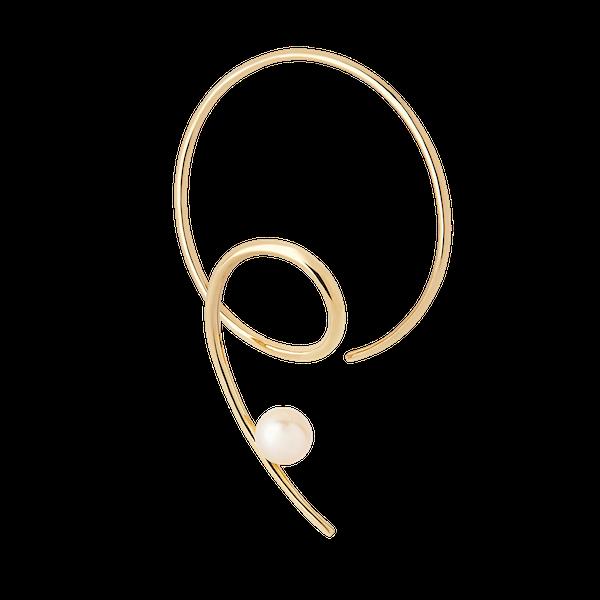 Sea Viper Earring