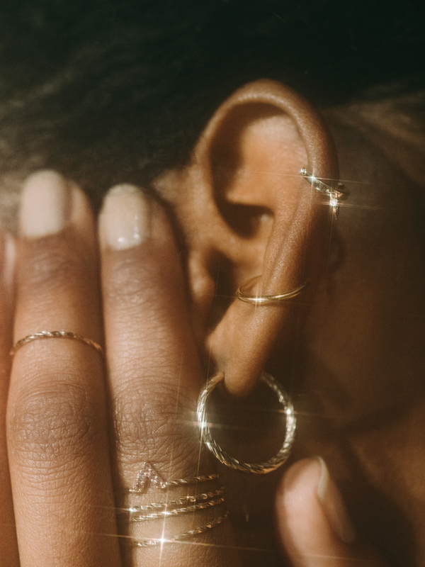 Twin Medi Ear Cuff