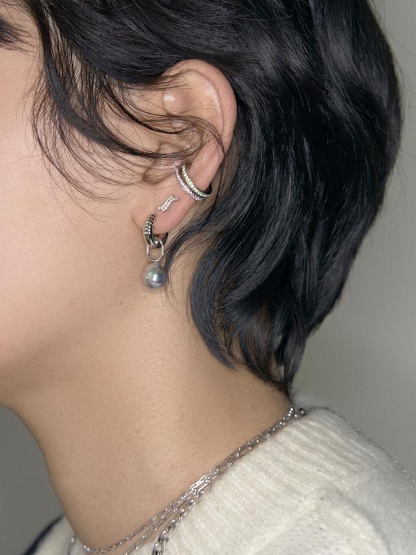 Colore Mint Ear Cuff
