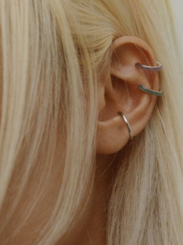 Cindy Lilac Ear Cuff