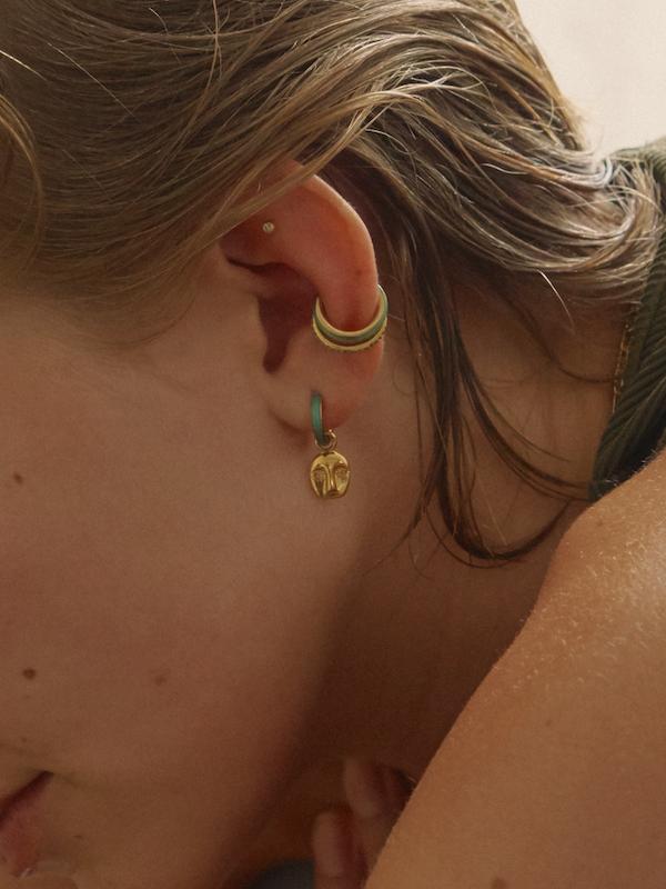 Cindy Ocean Ear Cuff