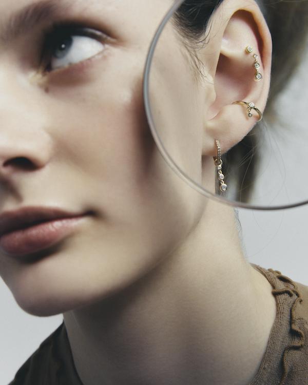 Lady Ear Cuff